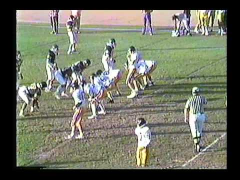 Mira Costa Mustang Football vs Santa Monica 1985 Sophomore Football