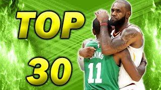 TOP 30 MEJORES JUGADORES - SEMIDIOSES NBA
