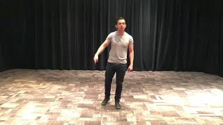 Hamilton Preliminary Audition - Gustavo Marquez