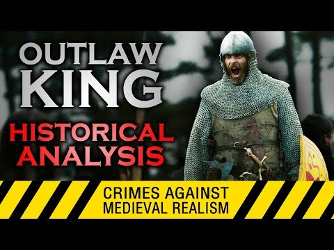 Outlaw King, historical analysis review: CRIMES AGAINST MEDIEVAL REALISM
