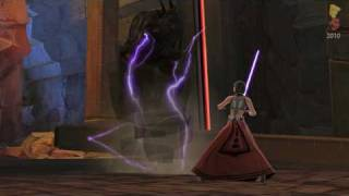 SWTOR @ e3 2010 | Sith Warrior and Inquisitor quest
