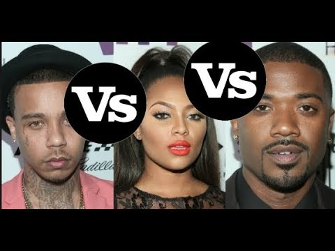 Ray J NEVER WILL WORK WITH Yung Berg Again Over Tierra Mari, Also He Is Done With Mayweather TMT