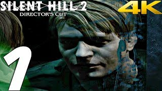 Silent Hill 2 HD - Gameplay Walkthrough Part 1 - Prologue [4K 60FPS]