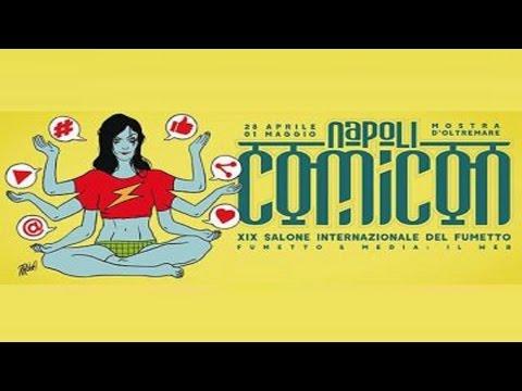 Napoli Comicon 2017: Acquisti e Opinioni