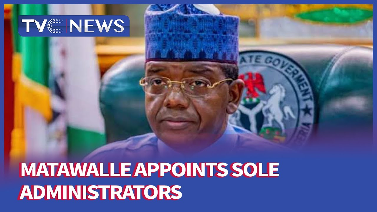 Download Journalists Hangout | Governor Matawalle Appoints Sole Administrators For Zamfara Local Governments