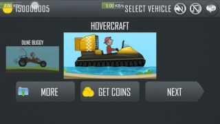 Hill Climb Racing - Unlimited Fuel and Money! - Nvidia Shield! Part 1