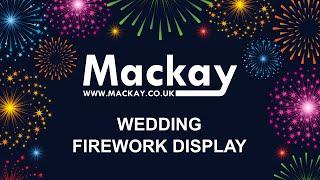 Wedding Firework Display 2015 (Fireworks, Cambridge)