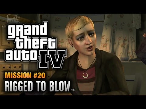 GTA 4 - Mission #20 - Rigged To Blow (1080p)