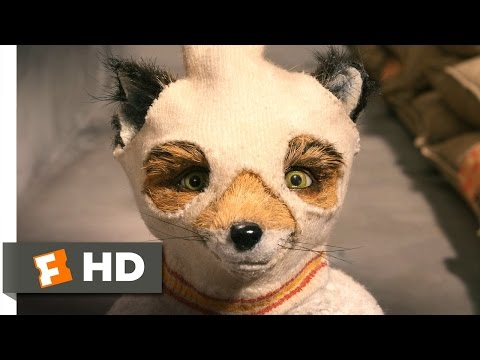 Fantastic Mr Fox 45 Movie CLIP  Pure Animal Craziness 2009 HD