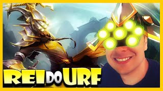 *MASTER YI NO URF* É FULL BROKEN - LEAGUE OF LEGENDS