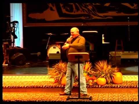 Kris Haynes Testimony at Grace Chapel of Praise pt 3