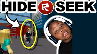 Hide and Seek Extreme - BYE - Roblox