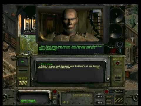 Fallout 2 Mods and Conversions