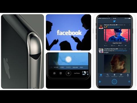 Noticias: iPhone 8 sin botón home, Intel Coffee Lake, WWDC17 y + | Titulares 50