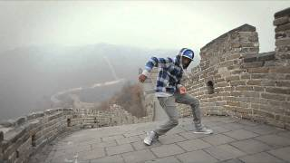 Dreamer // Dubstep Dance - On The Great Wall Of China!