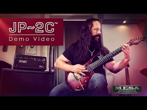MESA/Boogie JP-2C – John Petrucci Signature Mark IIC+ Official Demo