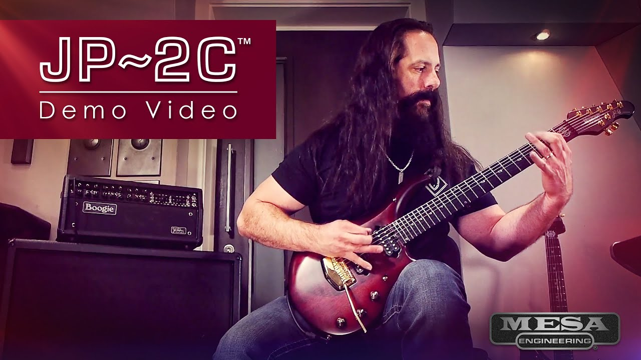 Mesa Boogie Jp 2c John Petrucci Signature Mark Iic Official Demo Engineering Schematics Cab Youtube