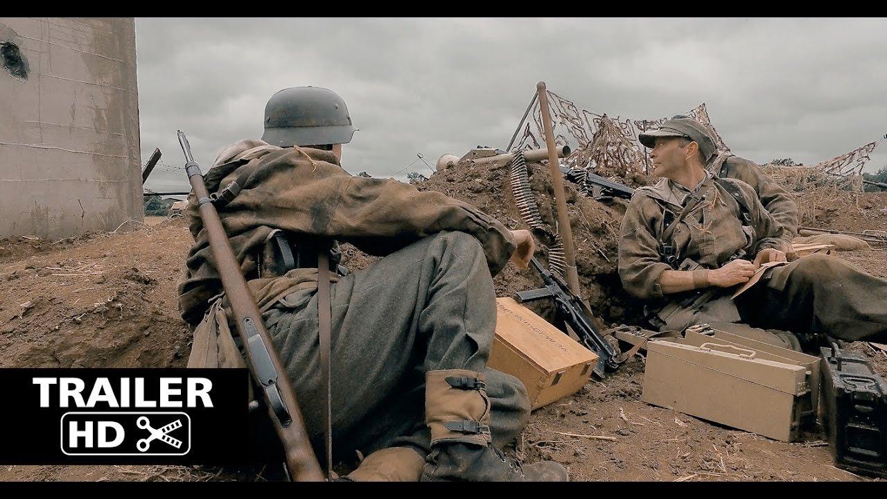 German WW2 War Film with Waffen-SS (Schutzstaffel)  Official Trailer WW2 Movie