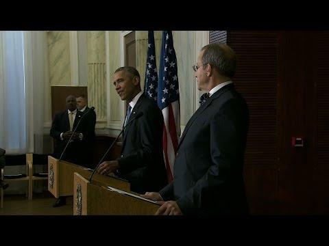 Ukraine, Syria, Iraq & Islamic State -- What should Obama do?