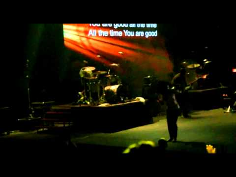 You Are Good - All Around - Trading My Sorrows - Israel  New Breed Manila 2012