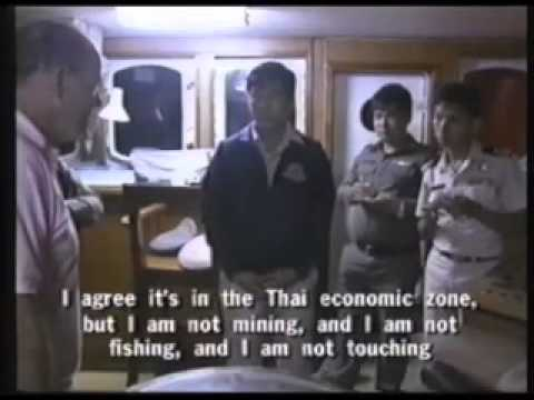 Treasure The Gulf of Thailand Incident