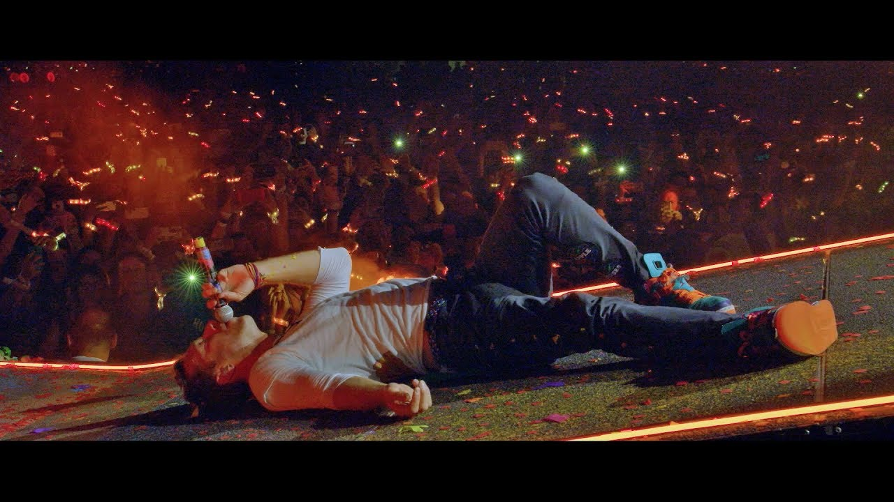 Coldplay  Fix You Live In So Paulo