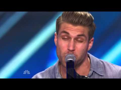 America's Got Talent 2014 - Auditions - Justin Rhodes