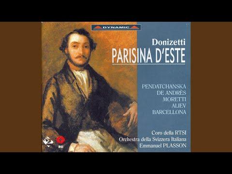 Parisina: Act III Scene 3: Aria and Finale: Ugo! … Io muoro (Parisina, Chorus, Azzo, Imelda)