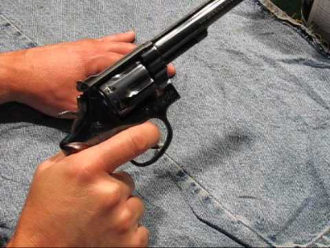 Smith & Wesson Model 17 K-22