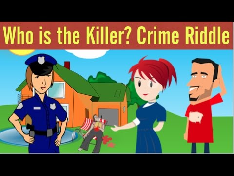 Thumbnail: 3 Murder Mystery Popular on | Crime Riddles | Who is the Killer?