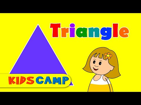 Triangles - Teach & Learn Shapes for Kids