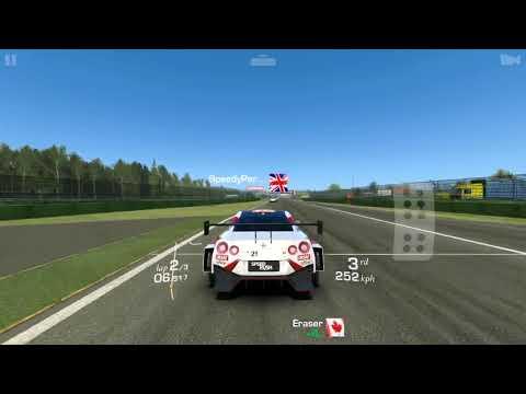 Real Racing 3 Winning The Nissan GTR R35 R3 Spec