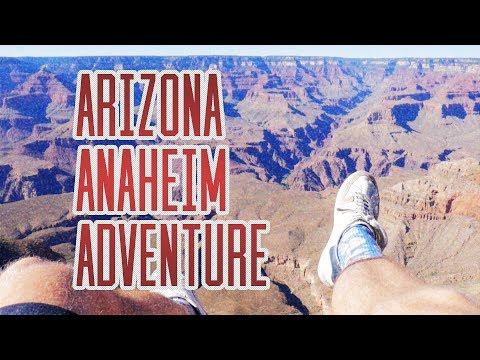 Arizona Anaheim Adventure