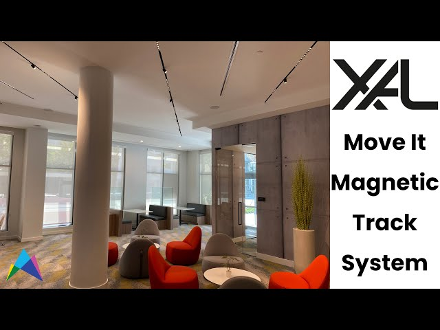 XAL Move It Magnetic Track System - XAL & Slater Lighting