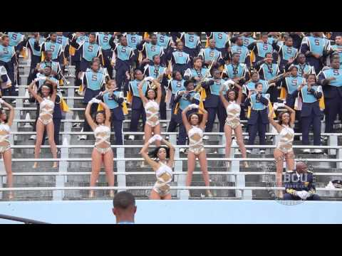 Neck - Southern University Marching Band (2014)