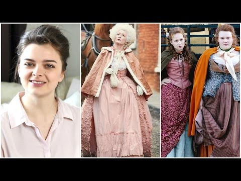18th Century Fashion | Hulu Harlots