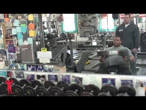 Chest Training with Chris Tuttle & Tyler Cohen