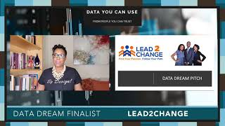 Data Day 2020 - Data Dream Finalist - Lead2Change