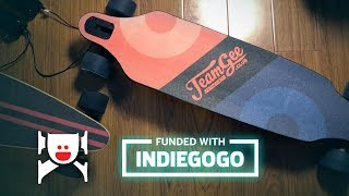 TeamGee H9 Unboxing – Is that a drop through deck?!!