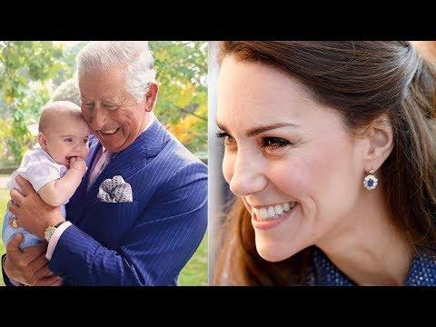 The Royal Family Shared A R.are Photo Of Prince Louis – And The Internet Has F-allen In Love
