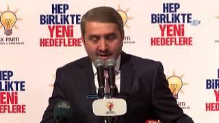 selim temurci ak parti İl başkanlığı görevinden İstifa etti