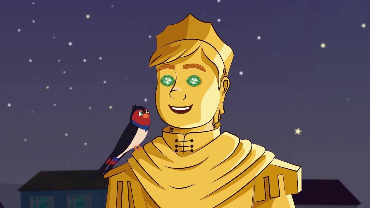 Счастливый принц - Девочка со спичками - Cказка Cборник | Сказки для детей | Мультик