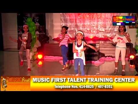 MUSIC FIRST TALENT TRAINING CENTER-DANCE NUMBER