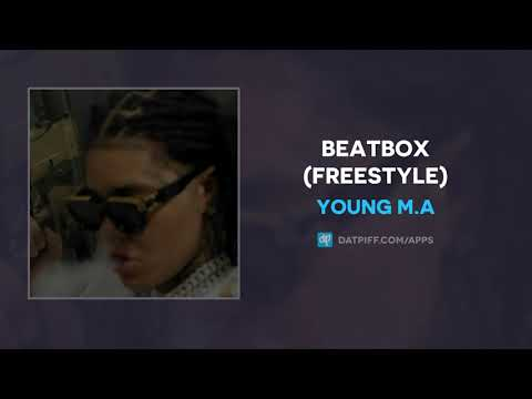 Young M.A – Beatbox (Freestyle) (AUDIO)