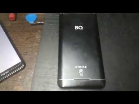 Обход FRP Google аккаунта BQ Strike Power 4G BQ 5037 быстро!