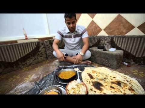 what we eat Sometimes on Breakfast Saudi Arabia .