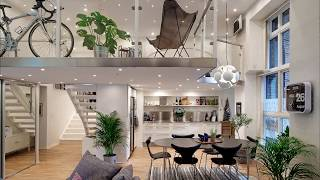 Small Studio Loft Apartment Design - 28 Ideas: Beautiful and Modern Lofts(Small Studio Loft Apartment Ideas - Bedrooms, Kitchens, Living Rooms - Modern Lofts - 28 Cool Design Ideas - RunmanReCords.IDIDEAS Music: 1 - Flutey ..., 2016-02-20T14:15:26.000Z)