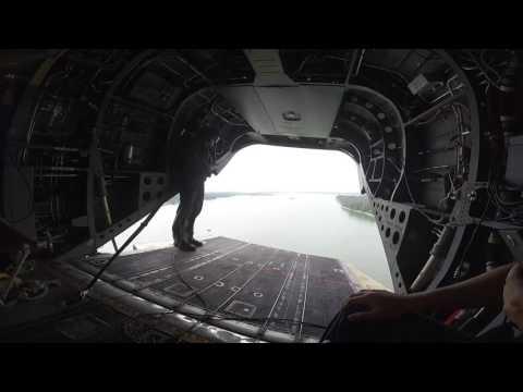 RSAF Open House 2016 - RSAF Chinook CH-47 Joy Ride