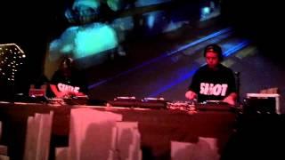 DJ Shadow & Cut Chemist Renegades of Rhythm Tour live