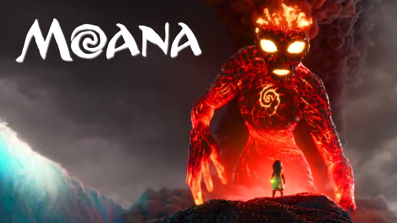 Download MOANA - Moana Returns the Heart of Te Fiti